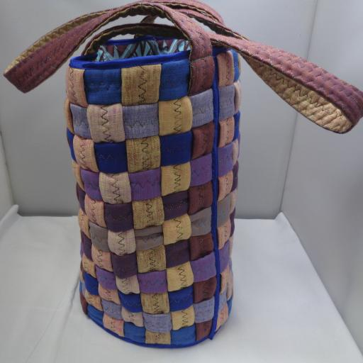Jelly Roll Woven Bag