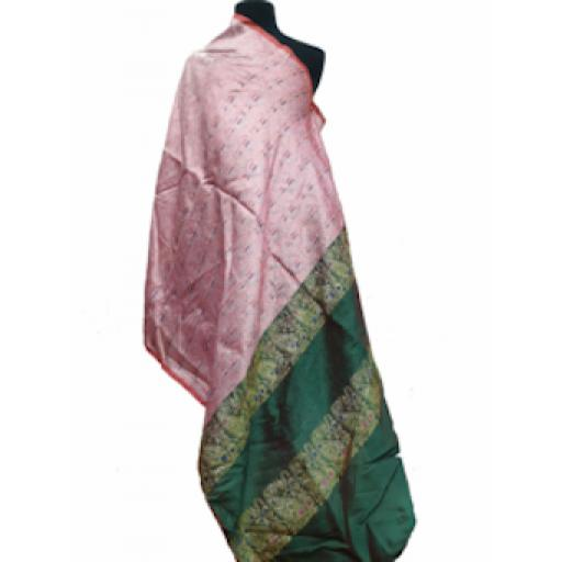 Pale Pink Sari