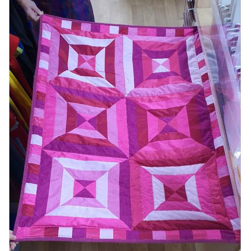 Triangle Quilt Kit and Pattern