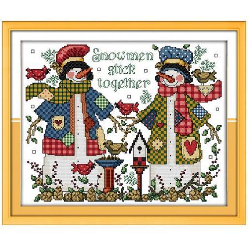 Cross Stitch Kits Seasonal