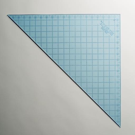 English Rule® Half Square Rulers